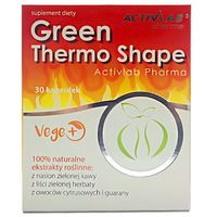 ACTIVLAB PHARMA Green Thermo Shape - 30caps (5907368836232)