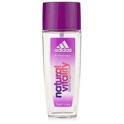 Adidas natural vitality dezodorant spray 75ml + próbka gratis!
