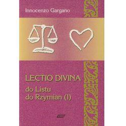 Lectio Divina 15 Do Listu do Rzymian 1, książka w oprawie miękkej