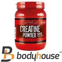 ACTIVLAB Creatine Powder - 500g - Grapefruit