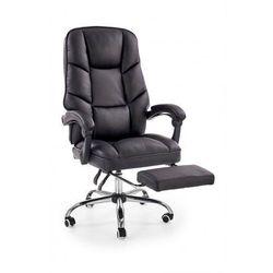 Fotel gabinetowy Midio - czarny, V-CH-ALVIN-FOT