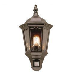 Zewnętrzna LAMPA ścienna JANNIK LED2 Elstead elewacyjna OPRAWA ogrodowa LED 7,6W kinkiet outdoor IP44 szary