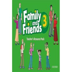 Family and Friends: 3: Teacher's Resource Pack (including Photocopy Masters Book, and Testing and Evaluation B