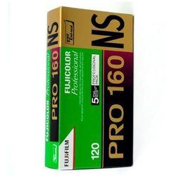 Fujifilm Fuji pro ns 160 proffesional negatyw kolorowy typ 120