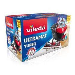 Mop zestaw easy wring ultramat turbo (158632) marki Vileda