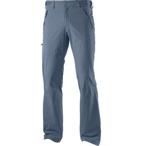 Spodnie Wayfarer Dark Blue, Salomon