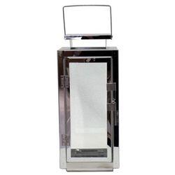 Latarnia metalowa Argento 28,5 cm, 73003