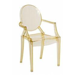 D2 Krzesło dziecięce royal junior żółty