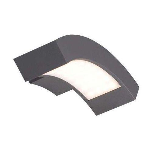 Lampa zewnętrzna Sweden LED ścienna grafit (lampa zewnętrzna ścienna) od lampyiswiatlo.pl