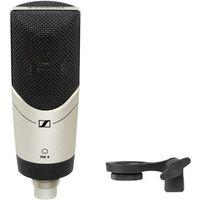 Mikrofon studyjny  mk 4, komunikacja:przewodowa, z klipsem marki Sennheiser