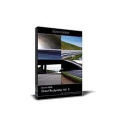 DOSCH HDRI: Street Backplates Vol. 5 z kategorii Programy graficzne i CAD