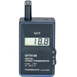 Termohigrometr Greisinger GFTH 95, 10 - 95 %RH, -20 do +70 °C