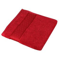 Ręcznik Kamilka Pasek czerwony, 50 x 100 cm - sprawdź w wybranym sklepie