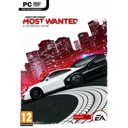 Need for Speed Most Wanted 2012, gra komputerowa