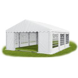 Namiot 5x6x2, Wzmocniony Pawilon ogrodowy, SUMMER PLUS/ 30m2 - 5m x 6m x 2m