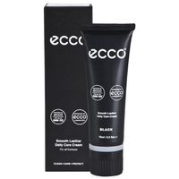 Pasta do obuwia ECCO - Smooth Leather Daily Care Cream 903330000101 Black