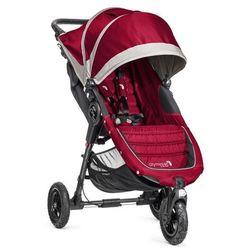 Wózek BABY JOGGER City Mini Gt Single Crimson/Gray + DARMOWY TRANSPORT! - produkt z kategorii- Wózki wie