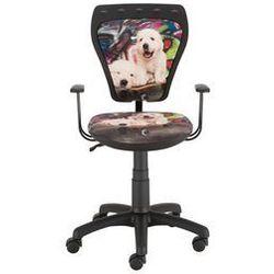 krzesło obrotowe Ministyle GTP Pies, MT-NSTYL/KRZ-OBR-MINISTYLE-GTP-PIES
