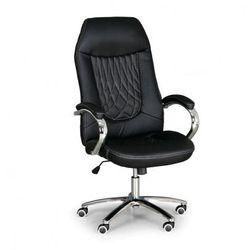 Fotel biurowy SUPERIOR, czarny