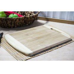 Giardino / home-akcesoria kuchenne Giardino home deska kuchenna bambusowa 34 x 23.5 cm