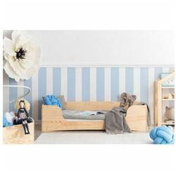 Drewniane łóżko młodzieżowe Abbie 6X- 21 rozmiarów, Pepe 4