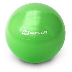 Hop-sport Piłka gimnastyczna gym ball 65 cm + pompka - zielony
