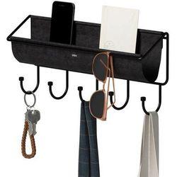 - organizer na akcesoria z wieszakami hammock, czarny marki Umbra