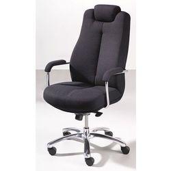 Krzesło obrotowe dla operatora, krzesło do stanowisk koordynacyjnych, obicie z m marki Nowy styl