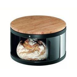 Pojemnik na pieczywo Gourmet z deską okrągły, kup u jednego z partnerów
