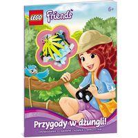 Lego Friends Przygody w dżungli, praca zbiorowa