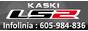 OKAZJA - Ls2 Kask of560.1 rocket ii. biały połysk / white black