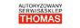 logo Autoryzowany Serwis & Sklep THOMAS