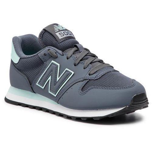 New balance Sneakersy - gw500stm szary