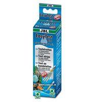 Jbl  easy test 6 w 1 zestaw testów paskowych do wody