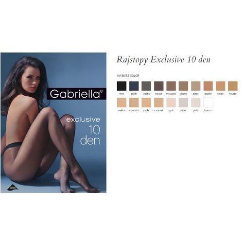 9344f010a10cae Rajstopy exclusive 10 den nero (Gabriella) opinie + recenzje - ceny ...