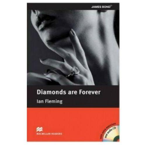 Diamonds Are Forever Plus Audio CD (Diamenty Są Wieczne) Macmillan Readers Pre-Intermediate (96 str.)