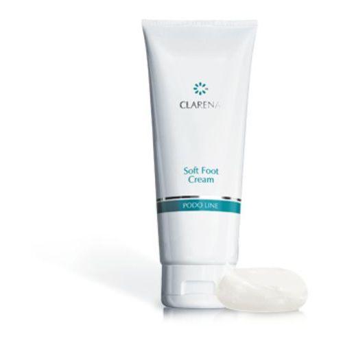 Soft foot cream krem zmiękczający zrogowacenie stóp (po3017t) Clarena