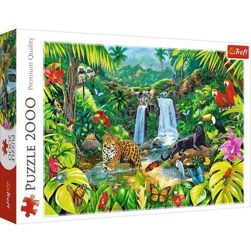 Trefl Puzzle 2000 las tropikalny (5900511271041)