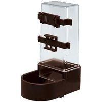 Ferplast  karmnik automatyczny dla ptaków - zewnętrzny 4518 kolor: brązowy