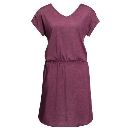 Sukienka CORAL COAST DRESS wild berry - S (4060477116471)