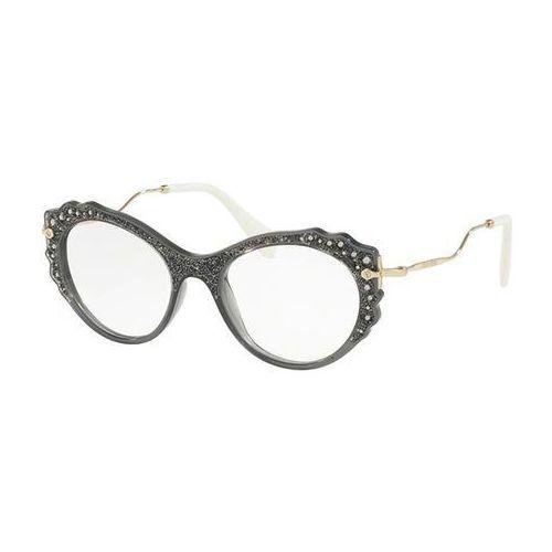 Okulary Korekcyjne Miu Miu MU01PV USC1O1