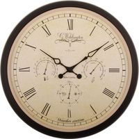 Zegar ścienny Wehlington Weather Station by Nextime