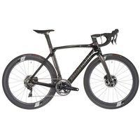 """Bianchi Oltre XR4 CV Disc Dura Ace, czarny 55cm (28"""") 2021 Rowery szosowe Przy złożeniu zamówienia do godziny 16 ( od Pon. do Pt., wszystkie metody płatności z wyjątkiem przelewu bankowego), wysyłka odbędzie się tego samego dnia."""