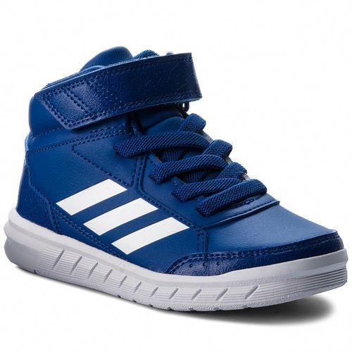 Buty AltaSport Mid El K AQ0186 CroyalFtwwhtCblack, kolor niebieski (adidas)