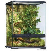 EXOTERRA Terrarium szklane SMALL 45x45x60cm
