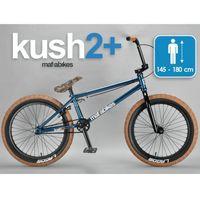 "Rower BMX Mafiabikes Kush2+ 20""   Black Camo 2020"