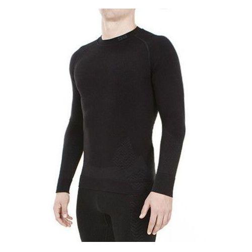 Bluza termoaktywna męska Gatta Ultra Max Black Grey, kolor czarny