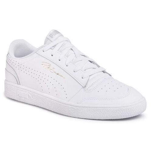 Puma Sneakersy - ralph sampson lo perf 371591 01 puma wht/puma wht/puma wht