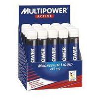 Multipower Magnesium Liquid 20 amp. x 20 ml