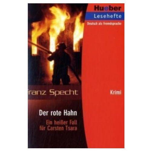 Der Rote Hahn. Książka